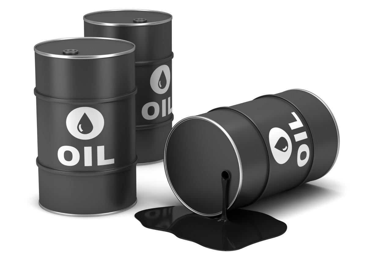 бочка нефти